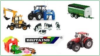 Britains speelgoed schaalmodellen