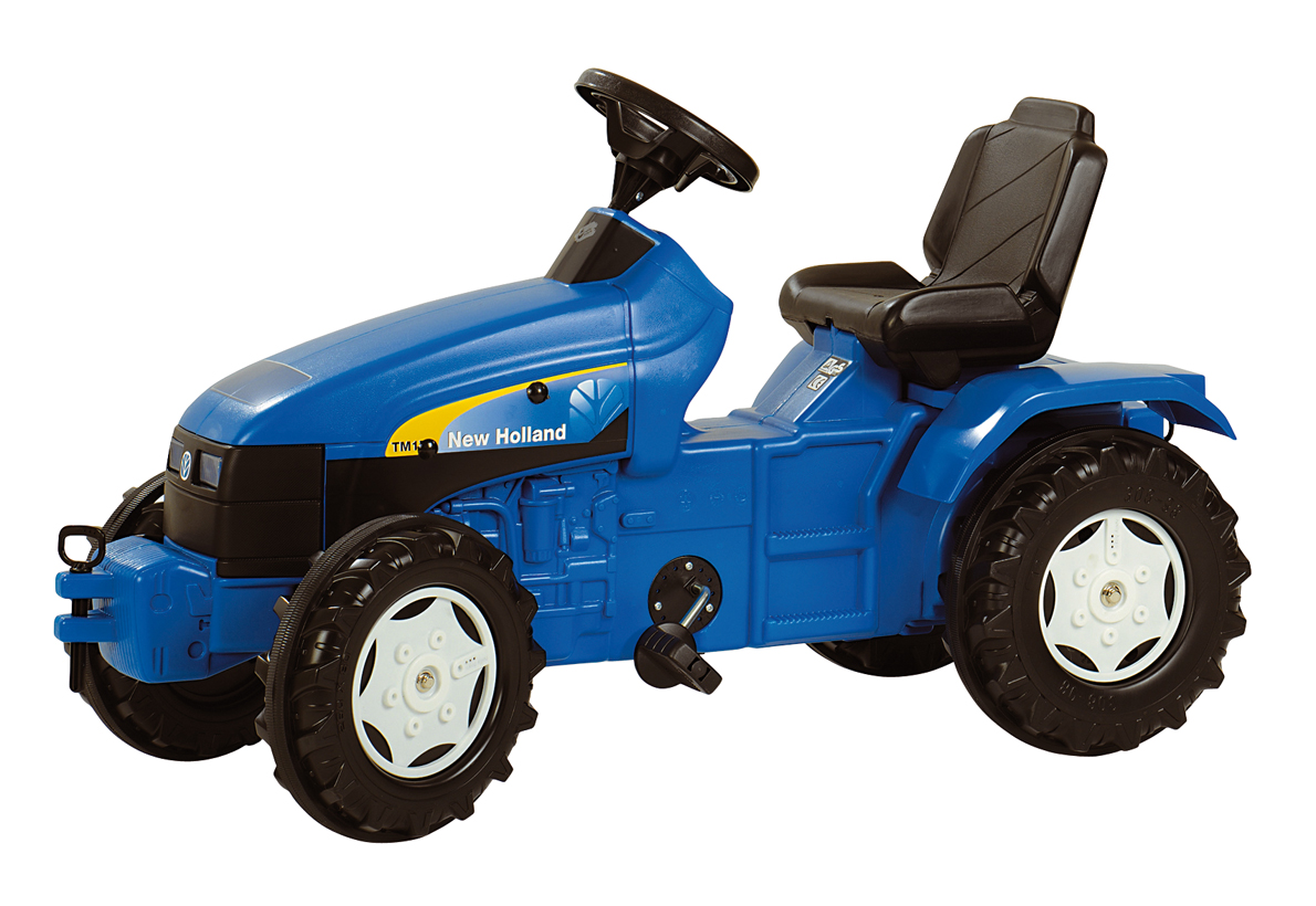 RollyToys New Holland traptrekker 036219