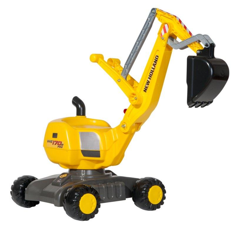Rollytoys rollyDigger New Holland