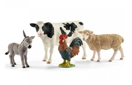 Schleich Farm World starterset